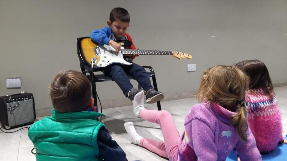 KINDER MUSIC 2019 – TARDE DE ROCK